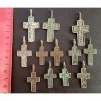 Лот старых крестиков N 2 , с рубля!