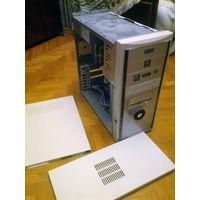 Практичный корпус компьютера, производитель CODEGEN. Верхняя и боковые стенки снимаются моментально без всяких откручиваний шурупов.