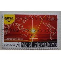 Новая Зеландия.2000.миллениум