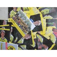 Футбольные карточки (открытки) BVB 09