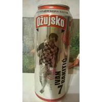Ozujsko, 7 Rakitic пивная банка (Хорватия)