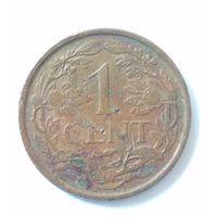 Нидерландские Антилы, 1цент, 1968 г