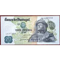 Португалия, 20 эскудо 1971 год, Р173