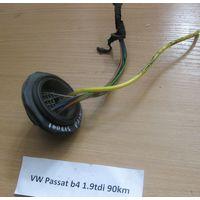 100615 Корпус плоского разъема VAG 3a0959735a Passat b4