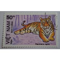 Вьетнам.1984.тигр
