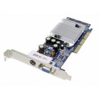 AGP GeForce FX5200 128Mb DDR 64 bit 8x TVOUT