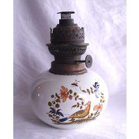 Лампа масляная керосиновая Фарфор 18,2 см