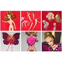 Запчасти от кукол Барби