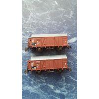 Вагоны от железной дороги ГДР масштаб 1:120
