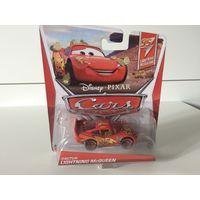 Машинка Тачки Кактус Молния Маккуин Маквин Disney Pixar Cars Cactus Lightning McQueen