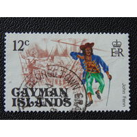 Британские Каймановы острова 1975 г.
