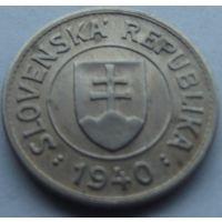 Словения. 1 крона 1940