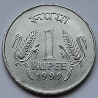 1 рупия 1999 Индия
