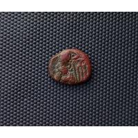 Парфянское царство. Элам. Драхма. 210-220гг