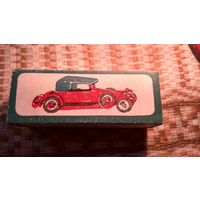 АВТОМОБИЛЬ игрушка ИА-1932 машинка из ссср состояние идеальное 1991 год выпуска!Маленькая капсула времени!!!