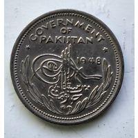 Пакистан 1 рупия, 1948 3-7-19