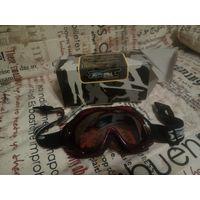 Защитные очки для зимних видов спорта