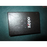 Zippo . Коробка от зажигалки