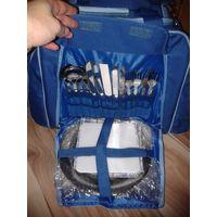 Набор для пикника Green Glade T3655 новый (сумка-холод.+посуда)