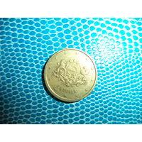 10 евроцентов 2014 Латвия
