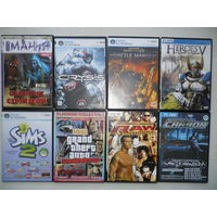 Crysis, Battle March, GTA, игры разные