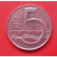 54-26 Чехия, 5 крон 1993 г.