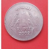 61-16 Индия, 1 рупия 2002 г.