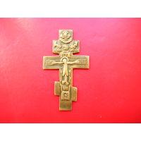 Вкладной крест.