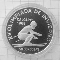 Никарагуа 1988г 50 Кордоба