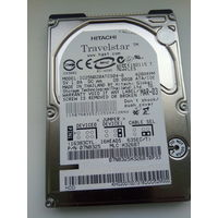 "Жесткий диск Hitachi IC25N020ATCS04-0 20Gb 4200 IDE 2,5"" HDD"