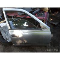 Лот 803. Передняя правая дверь Nissan Sunny N14. Любая запчасть с двери за 5 рублей! Пишите в комментарии что покупаете.