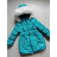 Куртка для девочки Barkito на 122-128