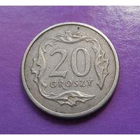 20 грошей 1992 Польша #02