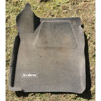 Renault Megane Scenic :: комплект ковриков (текстиль)