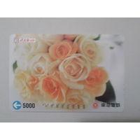 Япония розы