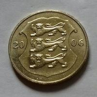 1 крона, Эстония 2006 г.