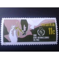 Мальта 1986