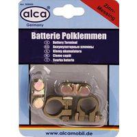 Клемы аккумуляторные с зажимами для проводов (2шт.) ALCA 509 000