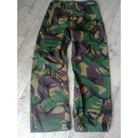 Камуфляжные военные штаны британских ВС DPM, MVP, мембрана, в идеале
