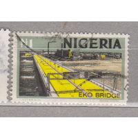 Автомобили архитектура Нигерия 1973 год лот 6 менее 10 % от каталога