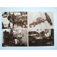 Открытки Франция Стоматологический музей в Лионе