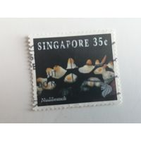 Сингапур 1994. Жизнь на коралловом рифе