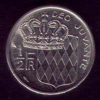 Пол франка 1965 год Монако