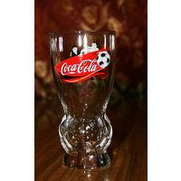 """Стакан (кружка, бокал) с футбольным мячом """"Футбол 2006"""" Coca Cola"""