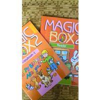 Английский для 2-го класса Волшебная шкатулка + прописи