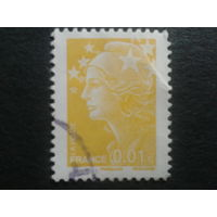 Франция 2008 стандарт 0,01