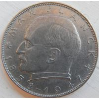 5. Германия 2 марки 1963 год D