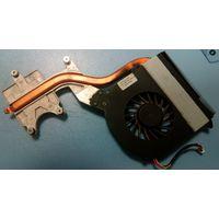 Система охлаждения от ноутбука Acer Aspire 5535