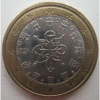 Португалия 1 евро 2016 г.