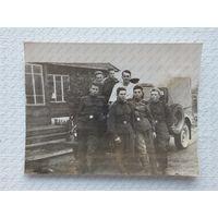 Пограничники 1962 фото на память  8х11 см
